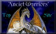 Ancient Warriors Web site of the Day